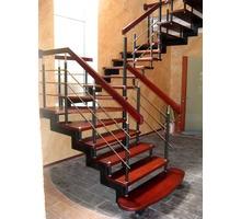 Изготовление лестниц и перильных ограждений. - Лестницы в Краснодарском Крае