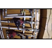 Отопление,водопр.канализац/теплые полыУст.котлов,колонок,бойлеров.Бурим бетон.Электрик,отделка.И ДР - Газ, отопление в Краснодаре