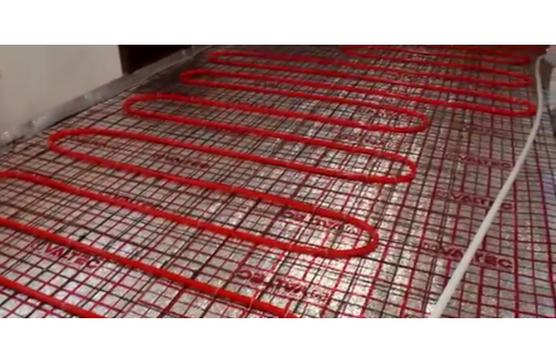 Монтаж теплых водяных полов,отопител.насосов,водных станций.Монтаж систем отопления«Умные дома»и ДР. - Газ, отопление в Краснодаре