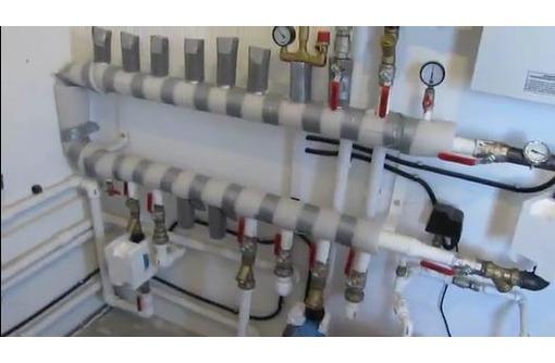 Сантехники,газ колонки,котлы отопления,отделка,электрик,радиатор,теплые полы,водопров.канализац.ИДР - Сантехника, канализация, водопровод в Краснодаре