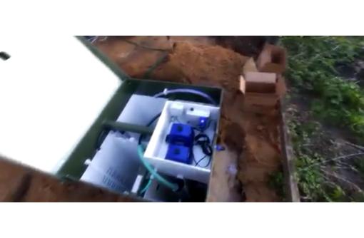Автономная канализац.траншеи,экскаватор,сантехники,электрики,бетонир.фундамент.Скважины на воду ИТД - Сантехника, канализация, водопровод в Краснодаре