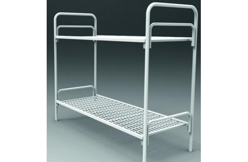 Кровати на металлических ножках, кровать с металлическим каркасом, кровать металлическая 160х200 - Мебель для спальни в Анапе