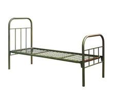 Кровати металлические эконом, кровать металлическая 90х200, кровать с металлическим каркасом - Мебель для спальни в Апшеронске