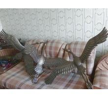 Журавли из металла-скульптура - Рукоделие в Белореченске