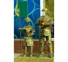 Рыцари(фигуры) для фотографирования из металла. - Рукоделие в Белореченске