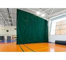 Система разделения спортивного зала - Дизайн интерьеров в Краснодаре