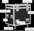 Кофры для любого предназначения, ящики, кейсы, рундуки - Мебель для прихожей в Краснодаре
