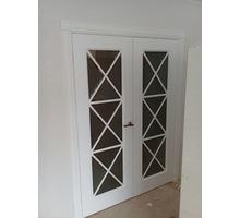 Нестандартные двустворчатые двери - Двери межкомнатные, перегородки в Краснодарском Крае