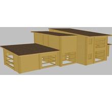 Проектирование Деревянных домов - Проектные работы, геодезия в Сочи