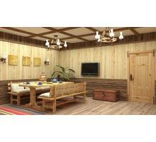 Изготовим деревянную отделку внутри помещений - Ремонт, отделка в Краснодаре