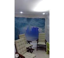 Строительство соляных комнат и пещер - Бани, бассейны и сауны в Краснодаре