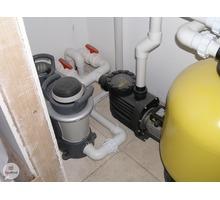 Оборудование для бассейна, оснащение бассейнов - Бани, бассейны и сауны в Краснодарском Крае
