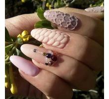 Наращивание ногтей, маникюр - Маникюр, педикюр, наращивание в Краснодаре