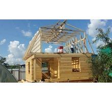 Беседки, навесы, перголы из дерева - Строительные работы в Анапе