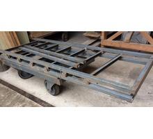 Контейнер (стеллаж) металлический для семи полок (лотков) - Продажа в Усть-Лабинске