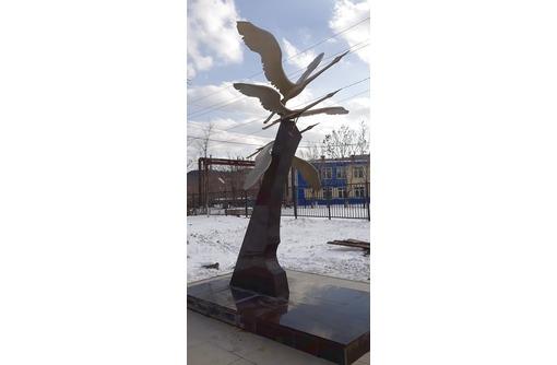 """Скульптурная композиция """"взлет журавлей"""" - Предметы интерьера в Белореченске"""