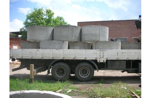 Бетонные кольца в Армавире и Новокубанске с доставкой и монтажом. - Бетон, раствор в Армавире