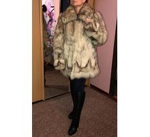 Шуба из натурального песца - Женская одежда в Краснодаре