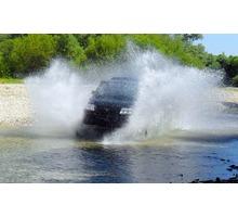 Джиппинг в Геленджике на Пшадские водопады - Активный отдых в Геленджике