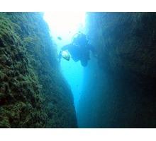 Дайвинг в Геленджике. Подводное погружение - Отдых, туризм в Краснодарском Крае