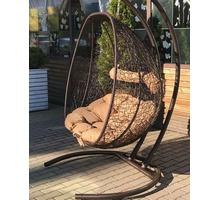 Подвесное кресло двухместное , производство. - Садовая мебель и декор в Краснодаре