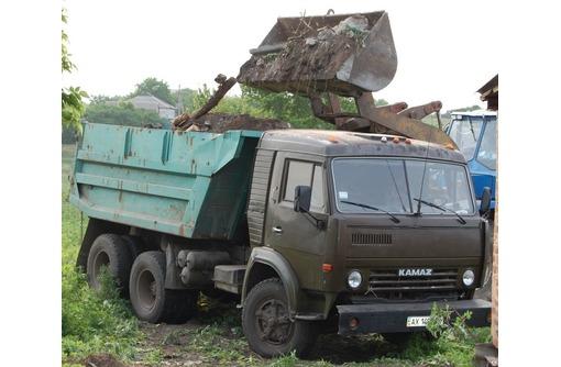 Вывоз мусора после ремонта, демонтажа - Вывоз мусора в Анапе
