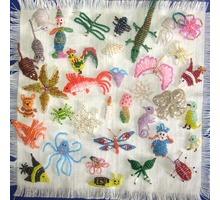 Пошаговое плетение из бисера на проволоке и леске, детям с 7 лет. - Мастер-классы в Краснодаре