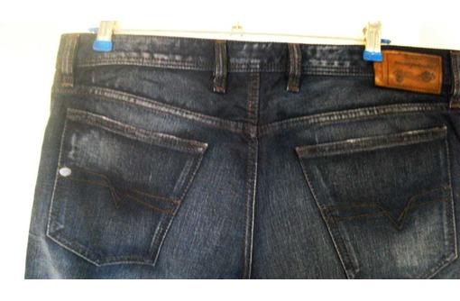 Мужские джинсы Diezel LARKEE Италия оригинал. - Мужская одежда в Анапе