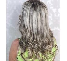 Окрашивание волос  - это уникальное профессиональное решение  по приданию насыщенного цвета. - Парикмахерские услуги в Краснодаре