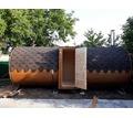 Баня-бочка, квадро-баня от производителя - Бани, бассейны и сауны в Кореновске