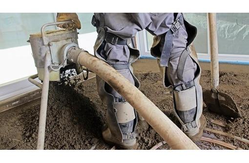 Песок карьерный для полусухой механической стяжки пола в Краснодаре с доставкой. - Сыпучие материалы в Краснодаре