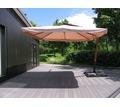 Зонт с боковой стойкой 3х3 м усиленный - Садовая мебель и декор в Краснодарском Крае
