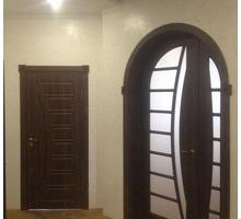 Двустворчатая арочная дверь - Двери межкомнатные, перегородки в Краснодарском Крае