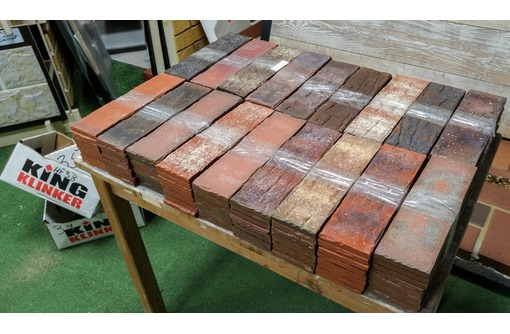 Клинкерная плитка для фасада в Армавире и Новокубанске - Кирпичи, камни, блоки в Армавире