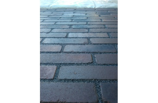 Тротуарная клинкерная брусчатка в Армавире, Новокубанске, Курганинске, Лабинске - Кирпичи, камни, блоки в Армавире