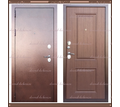 """Входная дверь """"Магнат 1,8 мм."""" Золотой дуб 90 мм. Россия : - Двери входные в Краснодарском Крае"""
