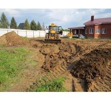 Спил деревьев. Расчистка участка. Снос старого дома - Сельхоз услуги в Краснодарском Крае