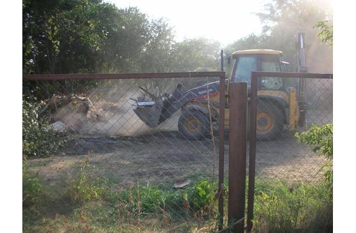 Расчистка участка под строительство в Армавире и Новокубанске - Строительные работы в Армавире