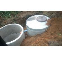 Монтаж септика под ключ за 2 часа - Сантехника, канализация, водопровод в Курганинске