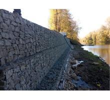 Габионы. Берегоукрепления. Гси 2Х1Х1 Цинк - Прочие строительные материалы в Краснодарском Крае