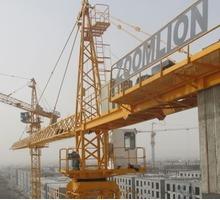 Новый башенный кран Zoomlion 8 тонн - Инструменты, стройтехника в Апшеронске