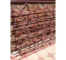Решетки металлические, дешево - Металлоконструкции в Апшеронске
