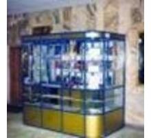 Павильон и киоски на заказ, доставка - Металлоконструкции в Апшеронске