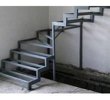 Лестницы из металла в Апшеронске - Лестницы в Апшеронске