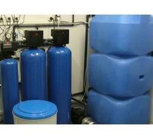 Очистка скважины и водопровода - Бурение скважин в Апшеронске