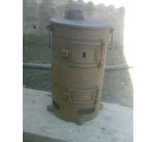 Буржуйка печь, абсолютно новая - Газ, отопление в Апшеронске