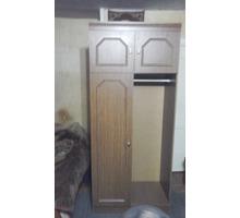 Шкаф светлый  двухдверный - Мебель для гостиной в Краснодаре