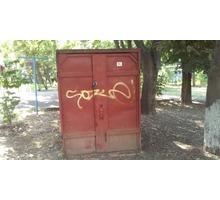 Гараж контейнер (Морской контейнер) - Сдам в Краснодарском Крае