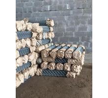 Сетка Рабица оцинкованная в рулонах оптом и в розницу с доставкой - Металлические конструкции в Тихорецке