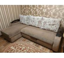 Комфортный угловой диван-кровать - Мягкая мебель в Краснодаре
